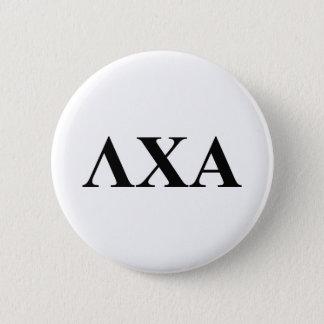 Lambda Chi Alpha Letters Pinback Button