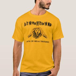 Lambda Chi Omega Fraternity, Brotherhood Tee