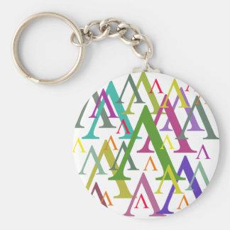 Lambda Key Chains