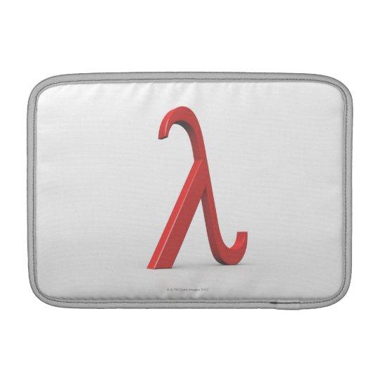 Lambda MacBook Air Sleeve