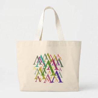 Lambda Tote Bags