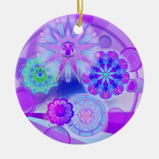 Lambent Souls Ceramic Ornament