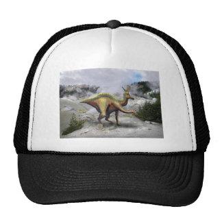 Lambeosaurus Dinosaur Trucker Hat
