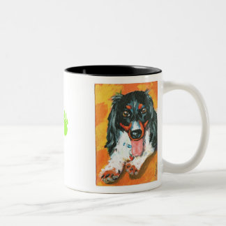 Lambert's Flecken Two-Tone Coffee Mug