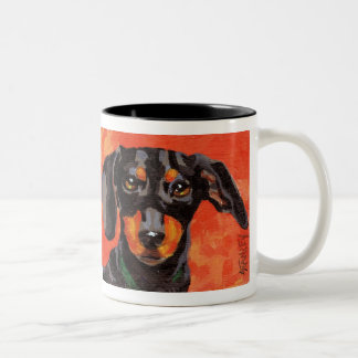 Lambert's Gabby Two-Tone Coffee Mug