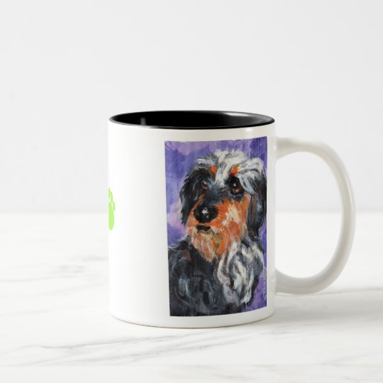 Lambert's Glinda Two-Tone Coffee Mug