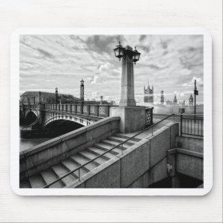 Lambeth Bridge Thames London Mouse Pad
