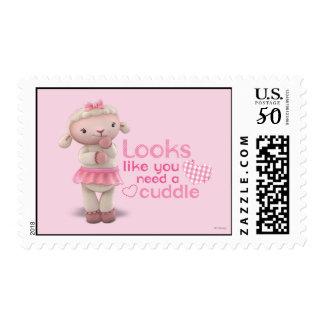 Lambie - Looks Like You Need a Cuddle Postage