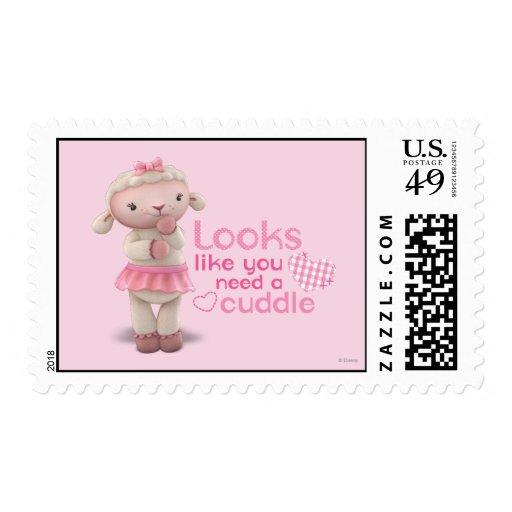 Lambie - los parecer usted necesitan una abrazo