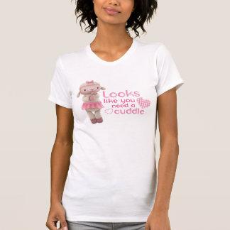 Lambie - los parecer usted necesitan una abrazo camiseta