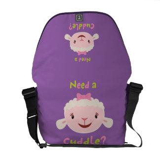 Lambie - necesite una abrazo bolsas de mensajería