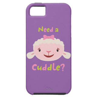 Lambie - necesite una abrazo funda para iPhone 5 tough