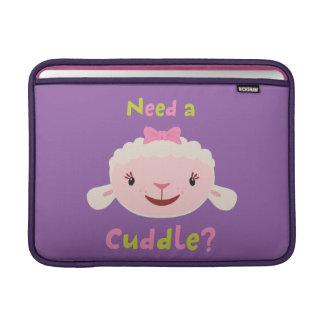 Lambie - necesite una abrazo funda para macbook air