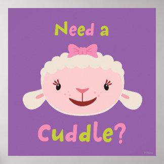 Lambie - necesite una abrazo impresiones