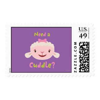 Lambie - necesite una abrazo sellos