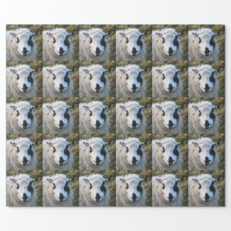 Lambie Wrapping Paper