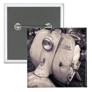Lambretta 150 ld 2 inch square button