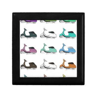 Lambretta Pop Art Jewelry Box