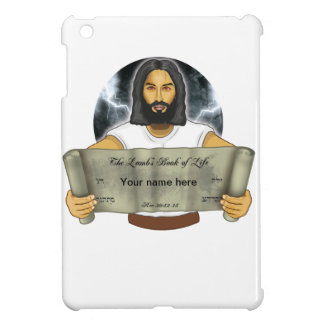Lamb's Book Of Life iPad Mini Cases