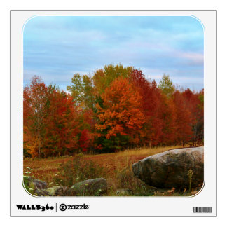 Lamb's Hill Fall Foilage Wall Decal