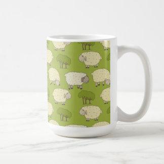 lambs mug