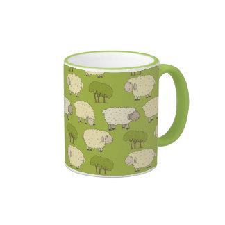 lambs ringer mug