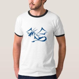 Lambton el dragón azul playera