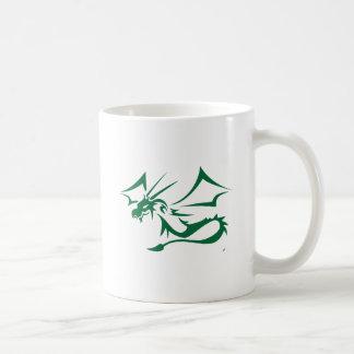 Lambton the Green Dragon Coffee Mug