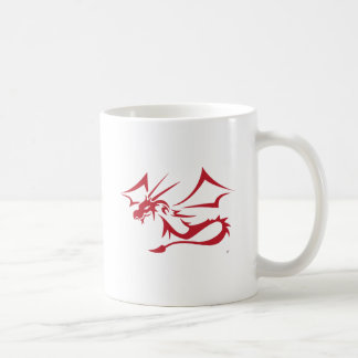 Lambton the Red Dragon Coffee Mug