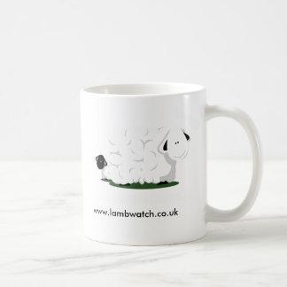 """LambWatch """"Baa"""" Mug"""