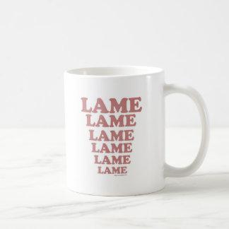 Lame Adventure Park Coffee Mug