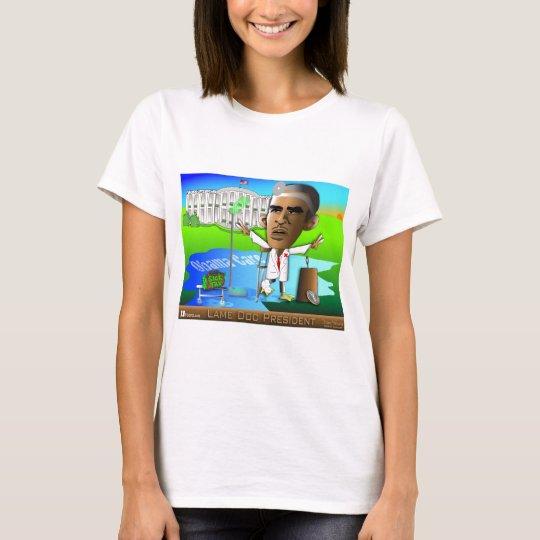 Lame Doc President T-Shirt