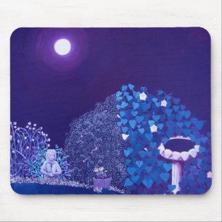 L'ame du Jardin - Spirit in the Garden Mouse Pad