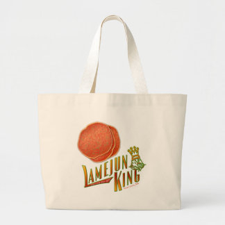 Lamejun King, Chef of Armenian Pizza! Bags