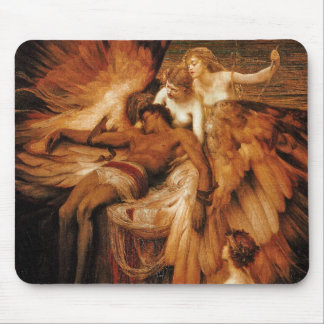Lament for Icarus by Herbert Draper Mouse Pad