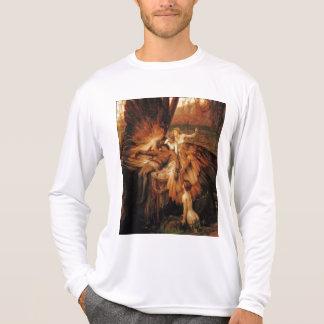 Lament for Icarus by Herbert Draper T-Shirt