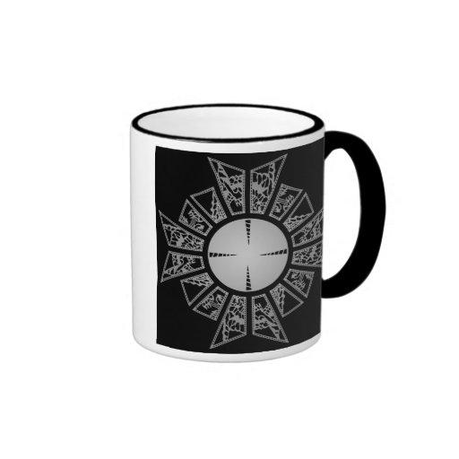 Lament star silver, Lament star silver Coffee Mugs
