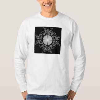 Lament star silver T-Shirt