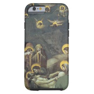 Lamentación de Giotto de Cristo Funda De iPhone 6 Tough