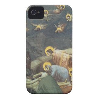 Lamentación de Giotto de Cristo iPhone 4 Case-Mate Cárcasas