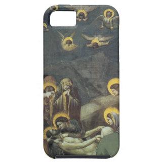 Lamentación de Giotto de Cristo iPhone 5 Protector