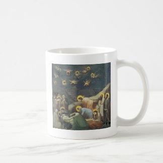 Lamentación de Giotto de Cristo Tazas