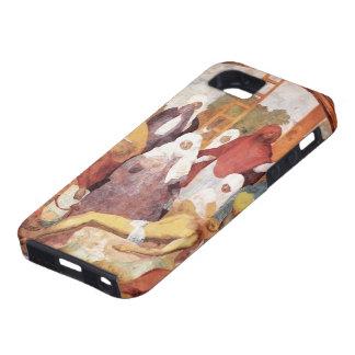 Lamentación de Jacopo Pontormo- iPhone 5 Case-Mate Carcasas