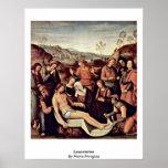 Lamentación de Pedro Perugino Impresiones