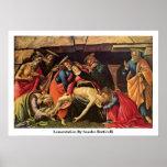 Lamentación de Sandro Botticelli Impresiones