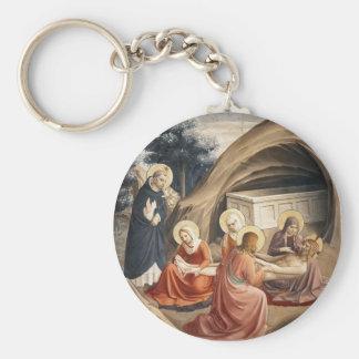 Lamentación del Fra Angelico- sobre Cristo Llavero