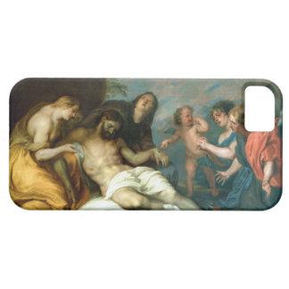 Lamentación sobre el Cristo muerto Anthony van Dyc iPhone 5 Case-Mate Cobertura