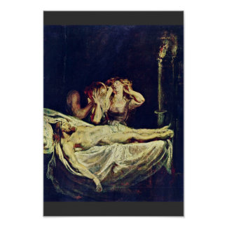 Lamentation By Rubens Peter Paul (Best Quality) Posters