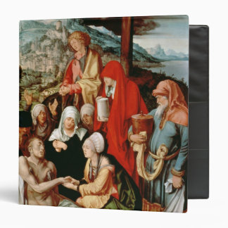 Lamentation for Christ, 1500-03 3 Ring Binder