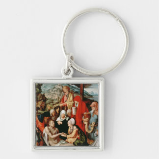 Lamentation for Christ, 1500-03 Keychain